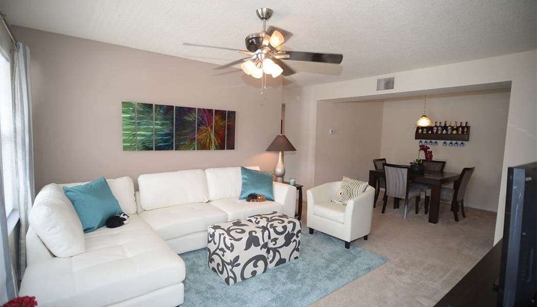 In home highlights at Ashbrook Apartments in Virginia Beach