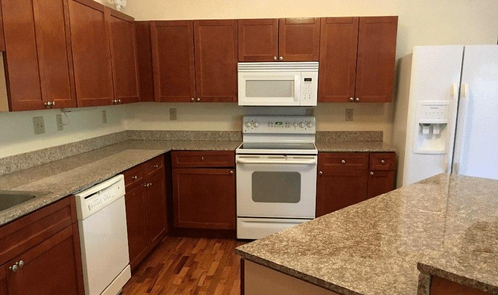 Big kitchen at Kenilworth Inn