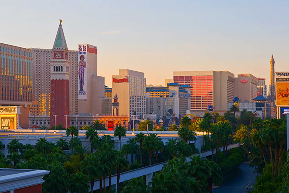 Sunrise Springs Apartments is ideally located in Las Vegas, Nevada.