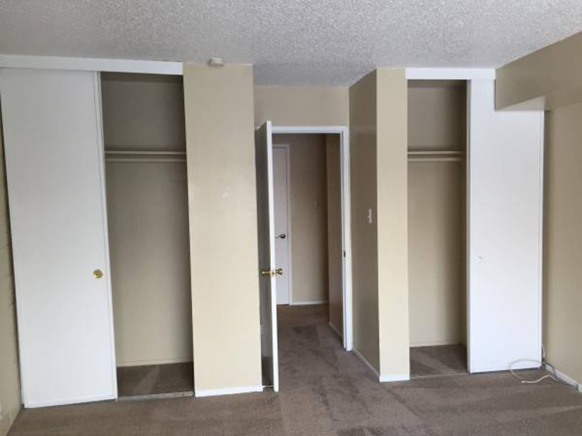 closet organizer at Regency Park Apartments