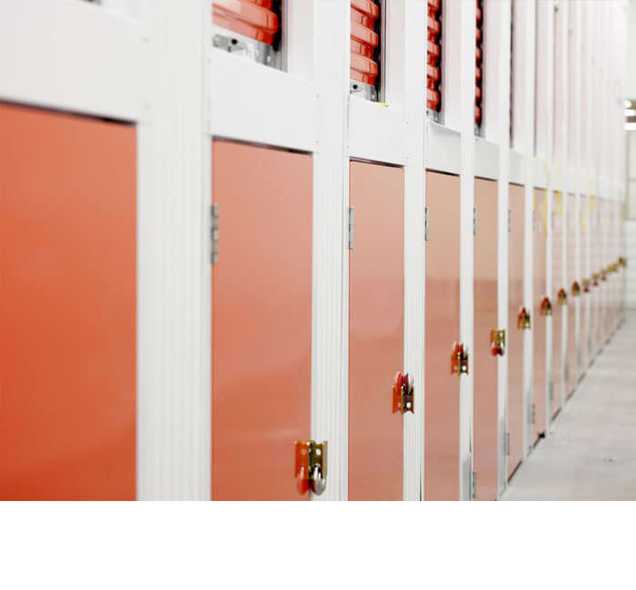 Sizes and prices for self storage units in Troy, MI