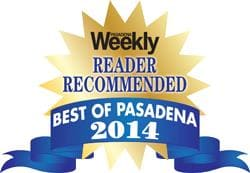 STORBOX Self Storage in Pasadena, California is a Best of Pasadena Aware 2015 award winner