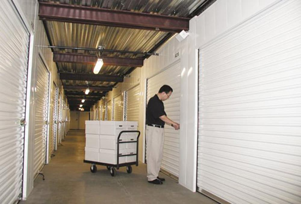 Personal Storage at STORBOX Self Storage
