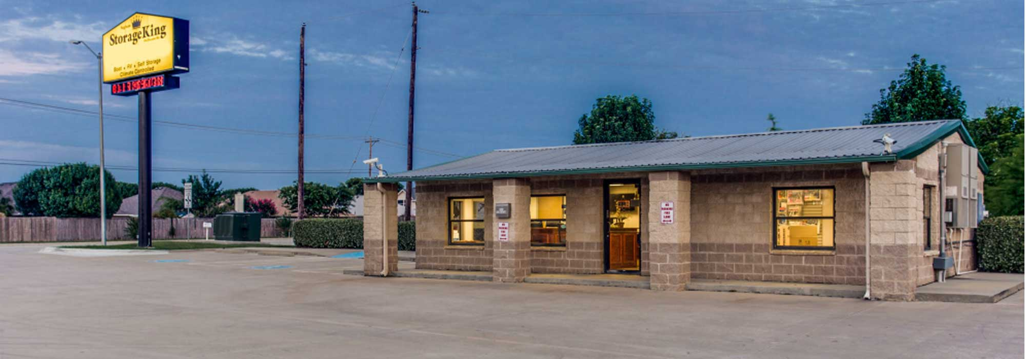 Self Storage In Fort Worth TX
