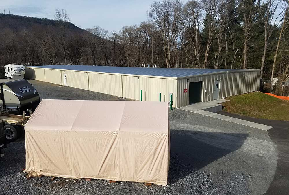 Winter's Storage is located in Roanoke, VA.