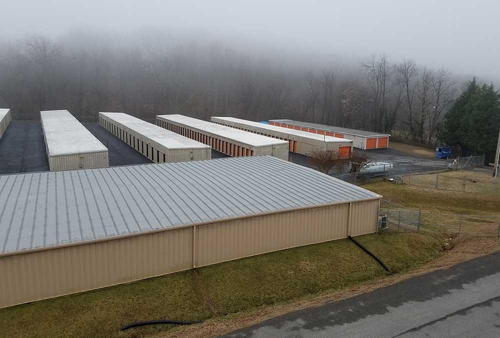 Winter's Storage is located in Vinton, Virginia.