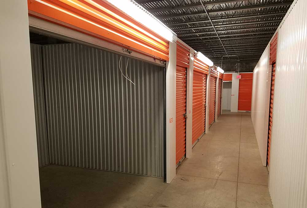 Winter's Storage has a variety of units to choose from.