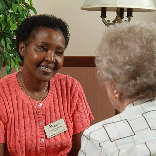 Rhythms Dementia Services at Christian Living Communities