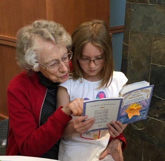 Intergenerational Volunteering at CLC Communities