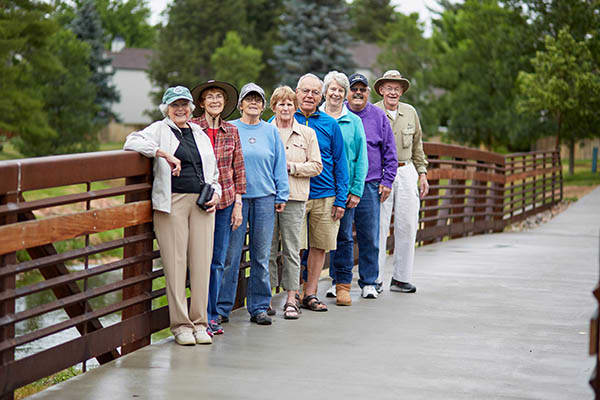about Holly Creek Retirement Community