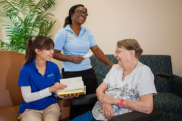 Careers at Holly Creek Retirement Community