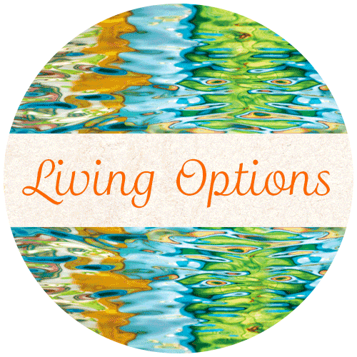 Living options at Holly Creek Retirement Community