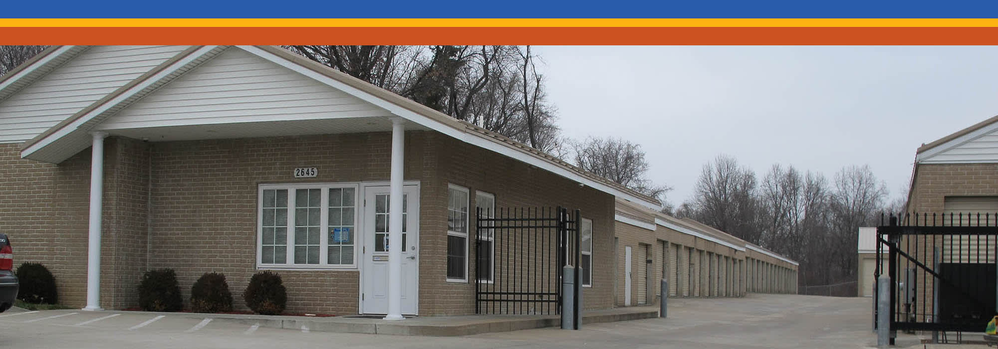 Self storage in Florissant MO