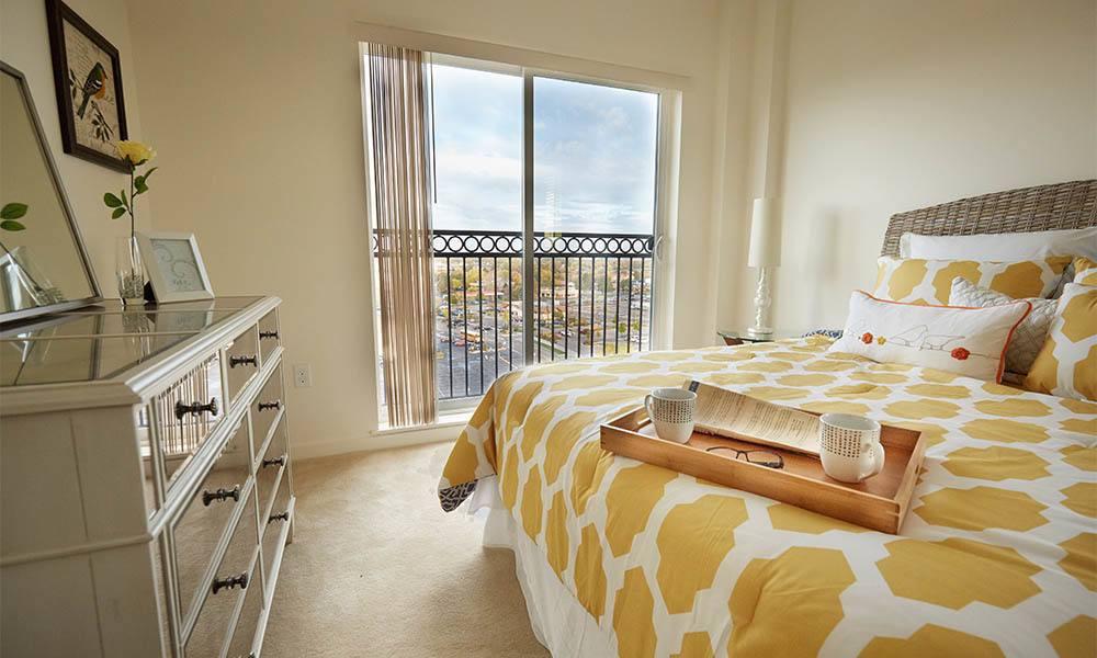 Bedroom at Bella Vita