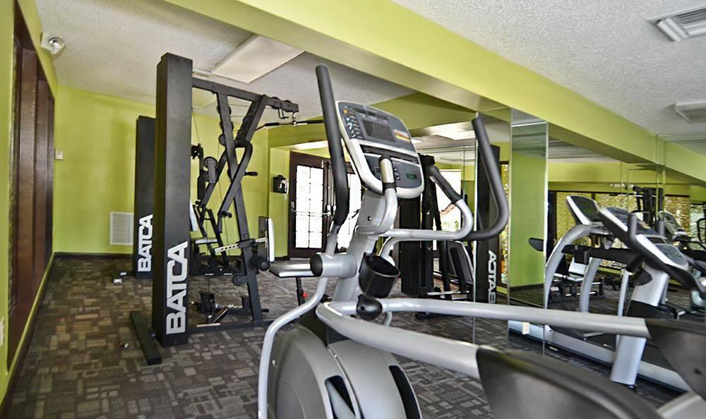 Cypress Club Apartments Fitness Center in Tamarac, FL