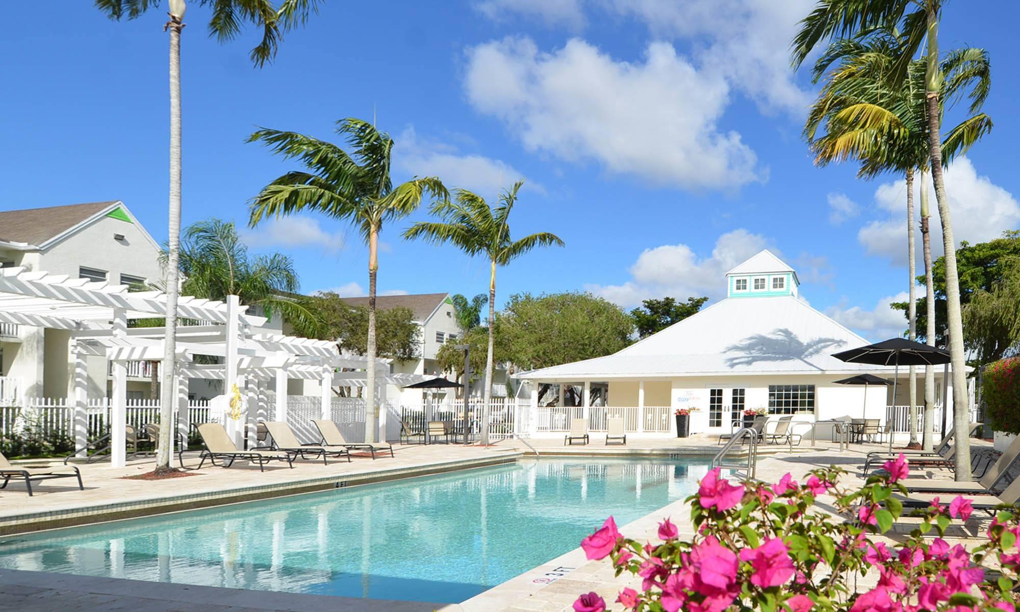Welcome to Cypress Club Apartments in Tamarac, FL