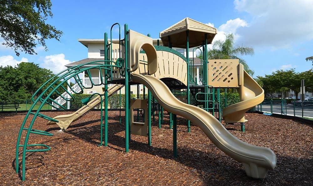 Cypress Club Apartments Playground in Tamarac