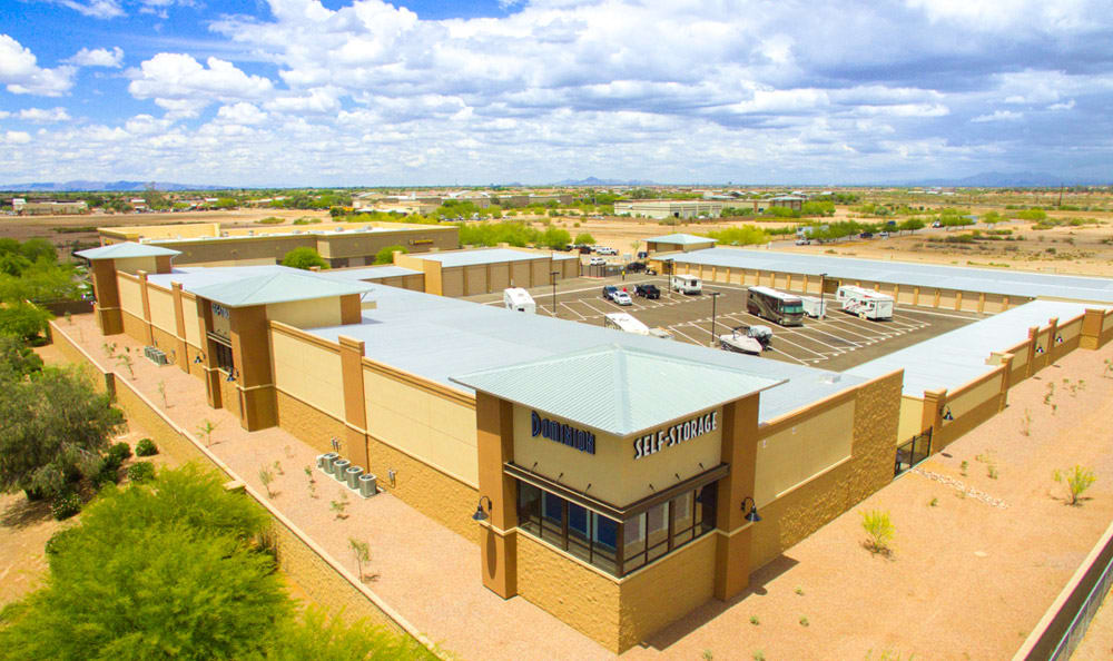 New storage facility in Queen Creek, AZ