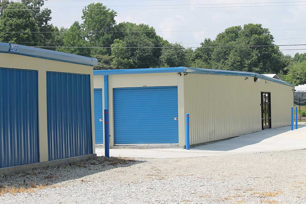 Ray Self Storage is the best storage facility in Greensboro.