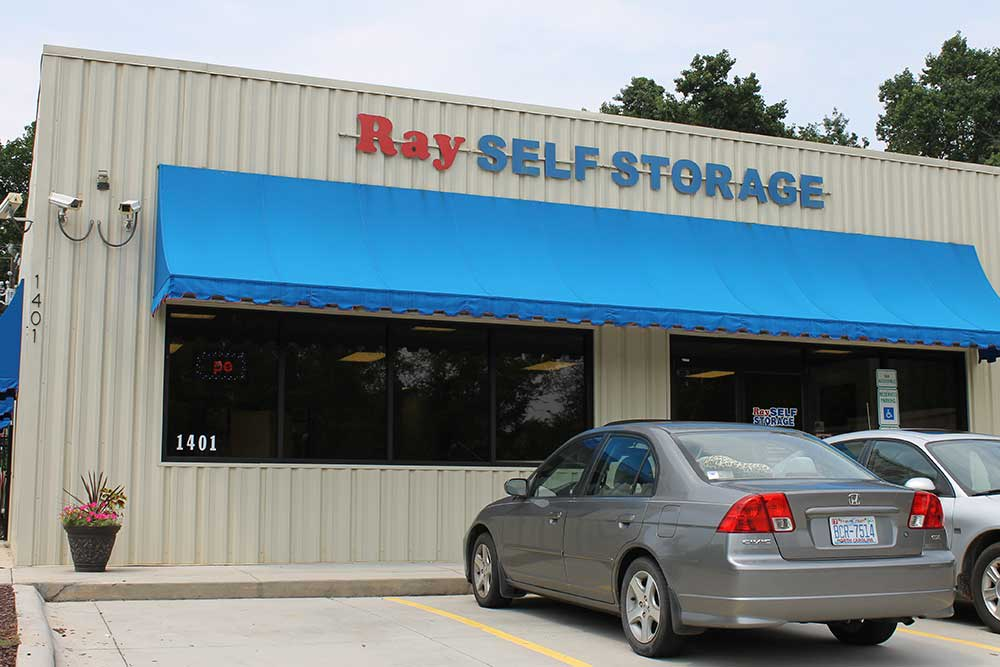Welcome to Ray Self Storage!