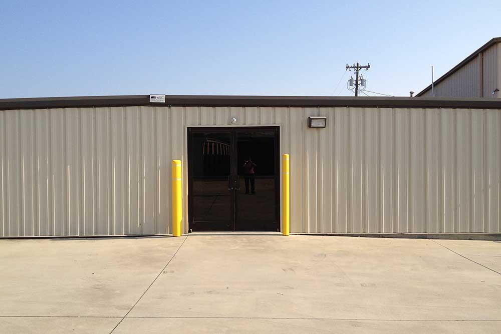 Ray Self Storage is located in Burlington, North Carolina.