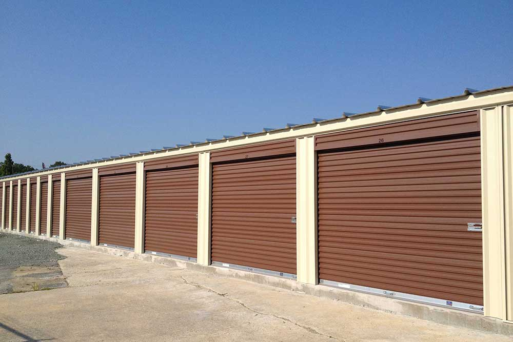 Ray Self Storage offers many storage features.