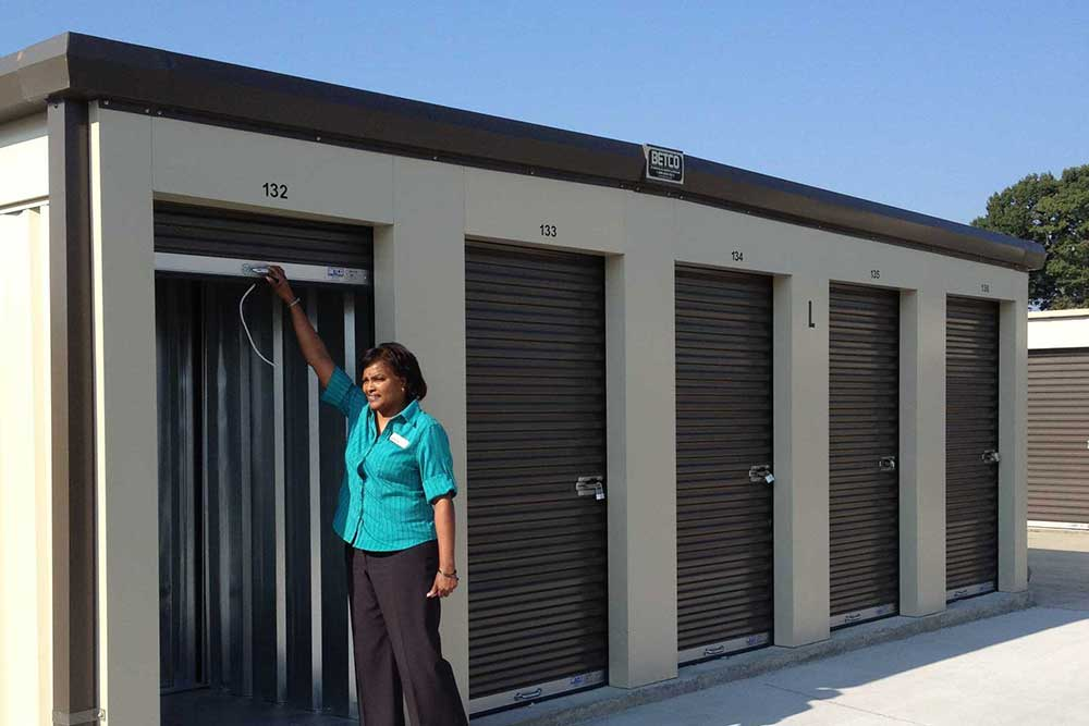 Ray Self Storage is an ideal place to store your belongings.