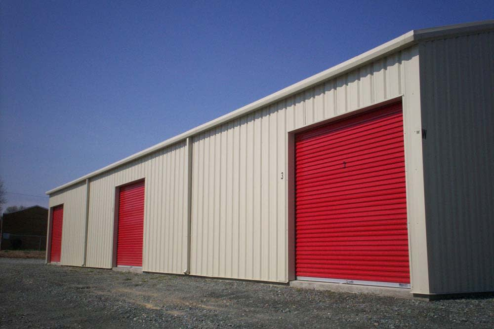 Find the unit that will work with your needs at Ray Self Storage.