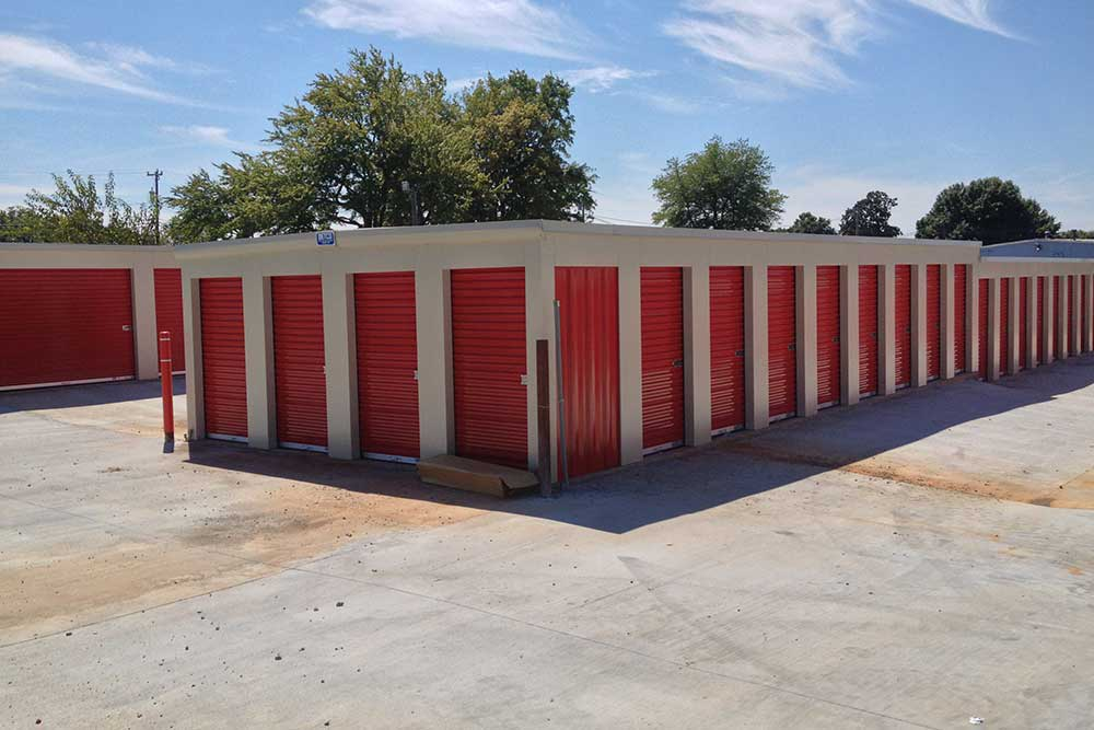 Our friendly staff at Ray Self Storage will gladly help your storage needs!
