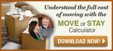 Move or stay calculator for Springs at University Drive in Bryan