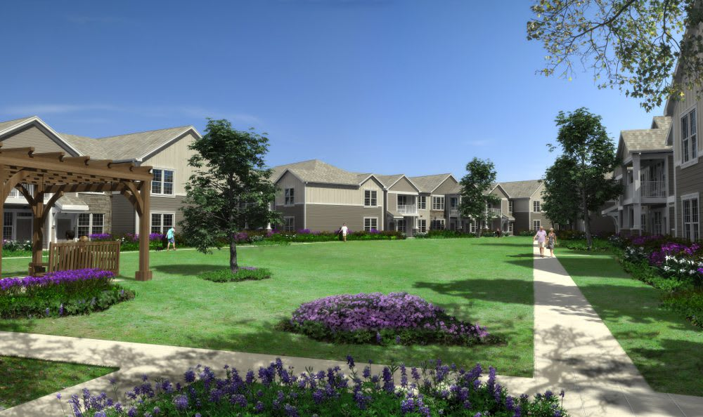 Enjoy our amenities and features at Springs at Laurens Road
