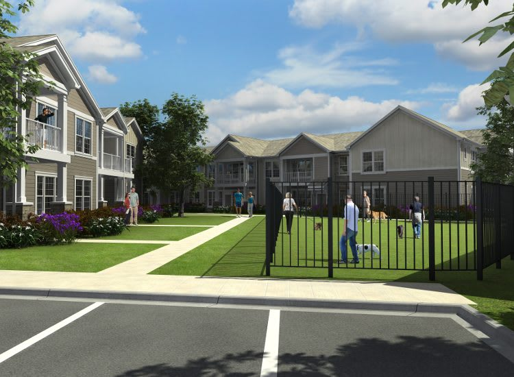Gorgeous community at Springs at Laurens Road