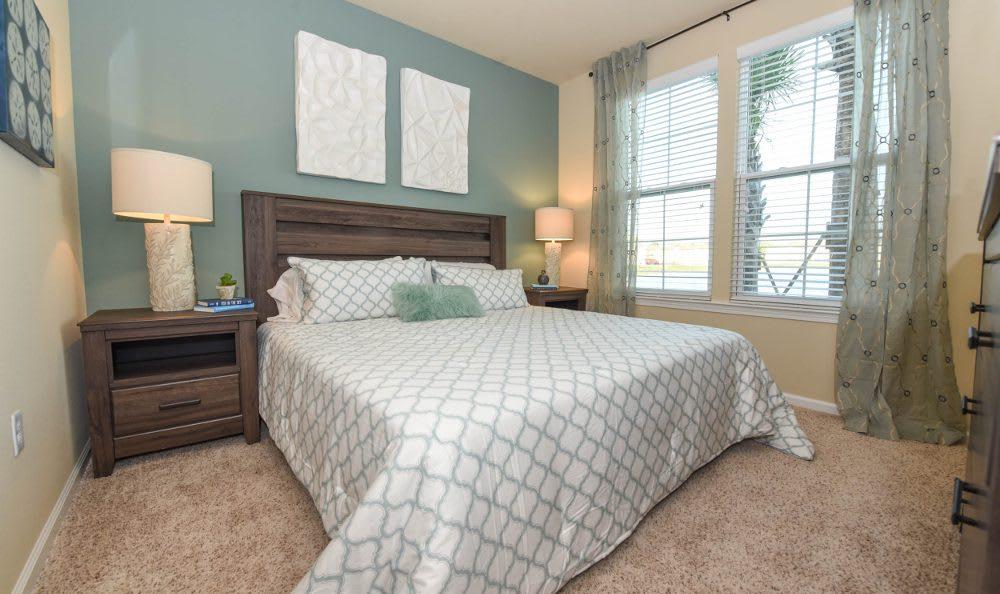 Bedroom at Springs at Laurens Road in Greenville