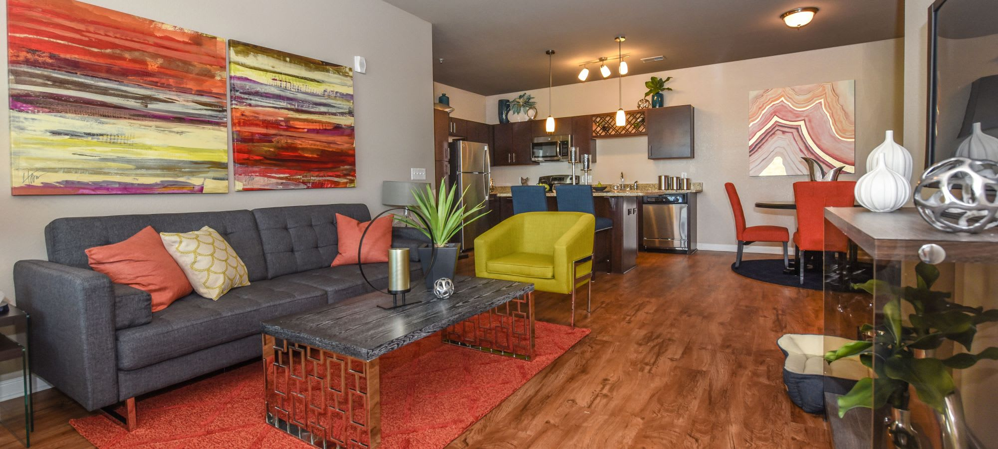 Greenville sc apartments townhomes springs at laurens - 1 bedroom apartments greenville sc ...