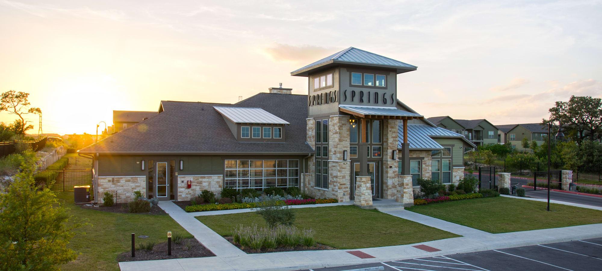 Apartments in New Braunfels, TX