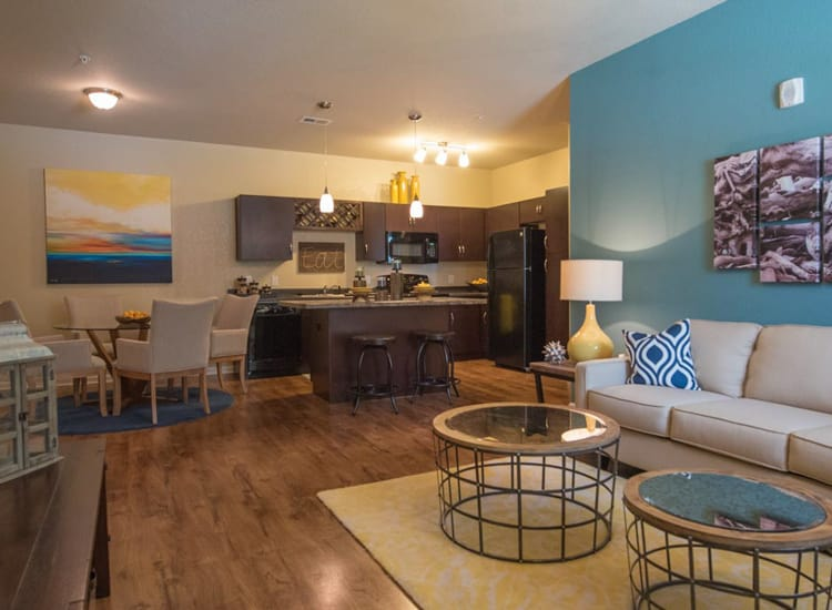 Spacious apartment at Springs at Creekside in New Braunfels, TX