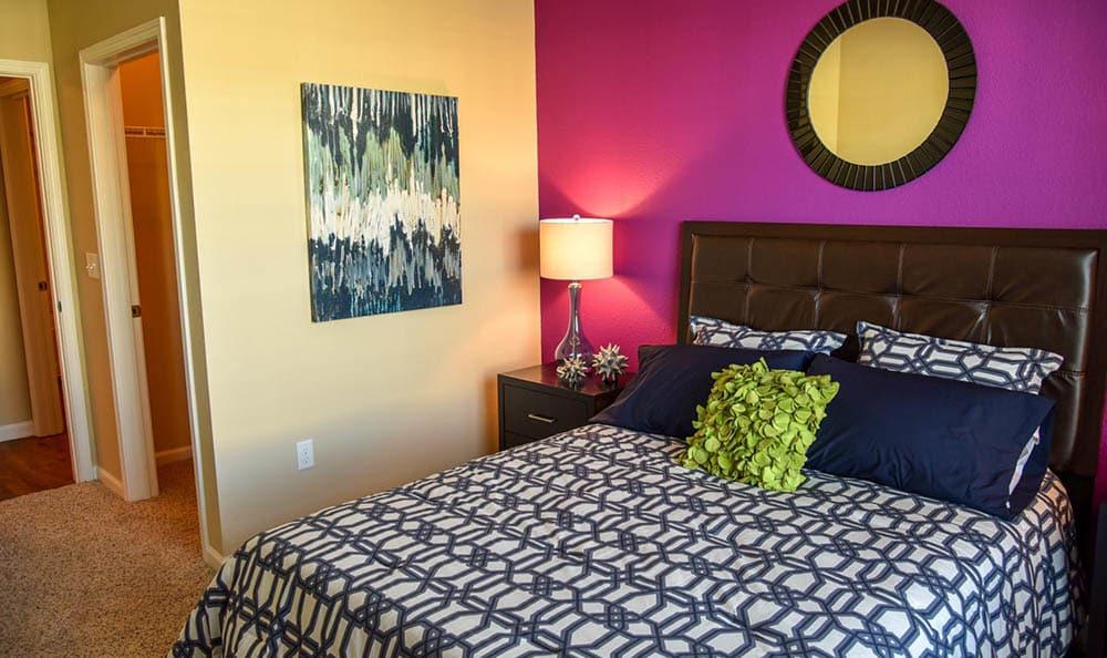 Master Bedroom At Springs at Lakeline