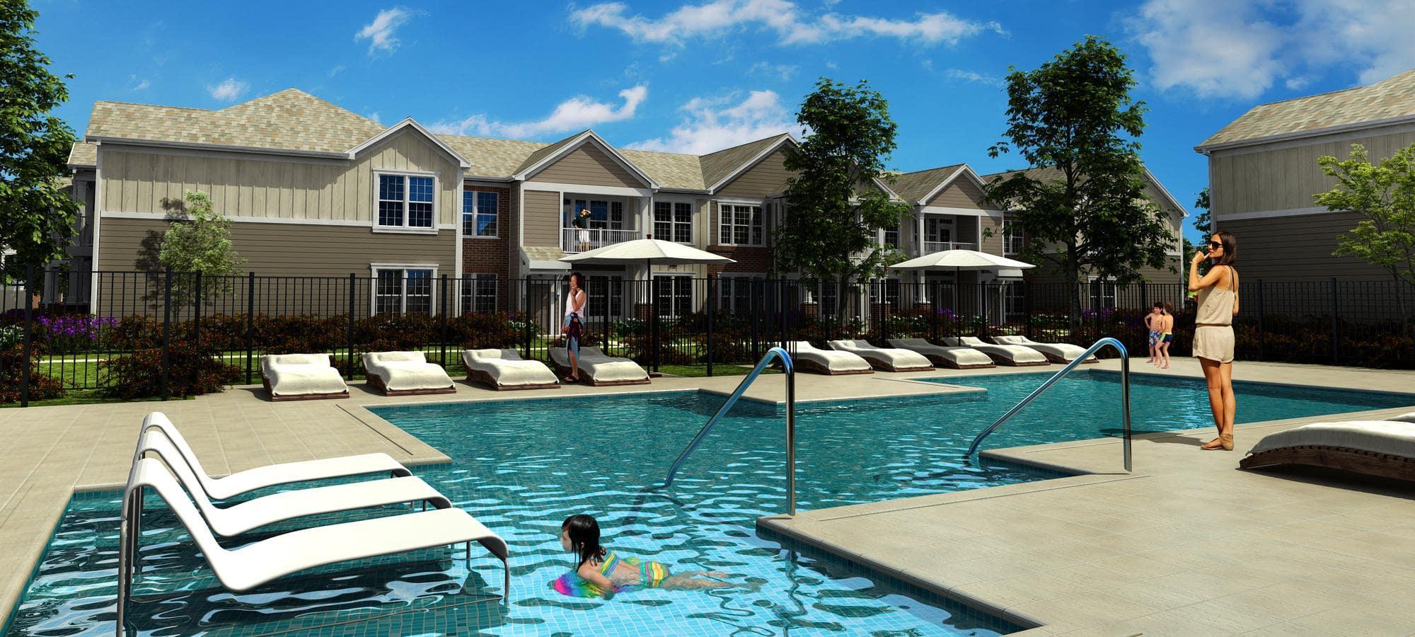 Apartments in McDonough, GA