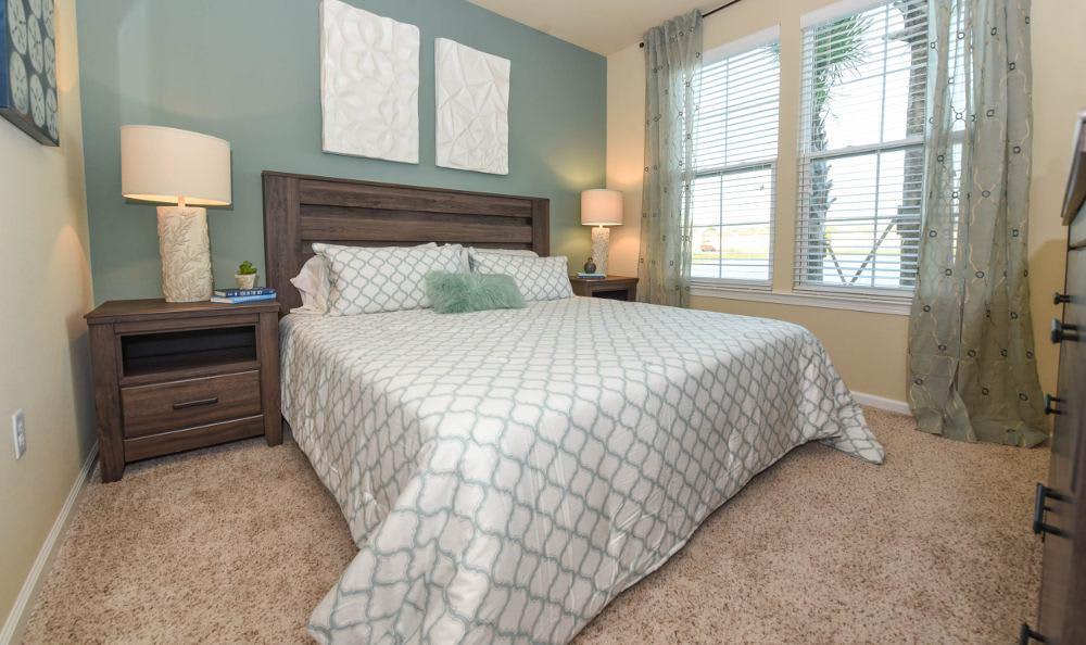 Bedroom at Springs at Juban Crossing in Denham Springs