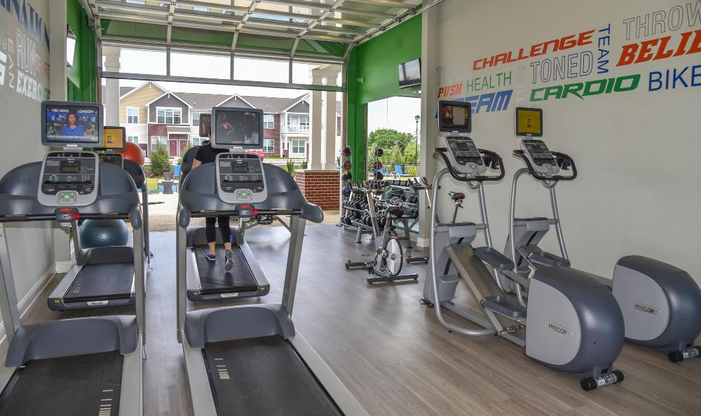 Fitness Center At Winchester Road Photo