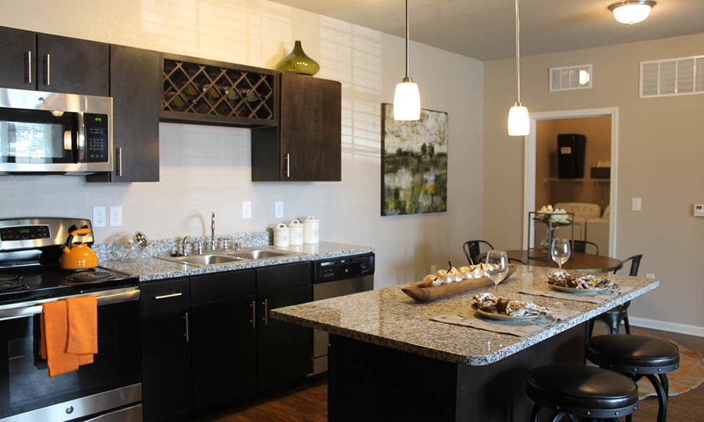 Classy Kitchen at Springs at Eagle Bend in Aurora, CO