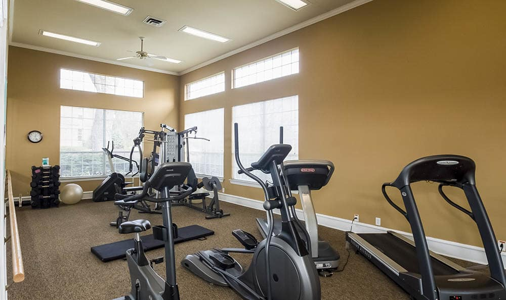Fitness Center at The Commons