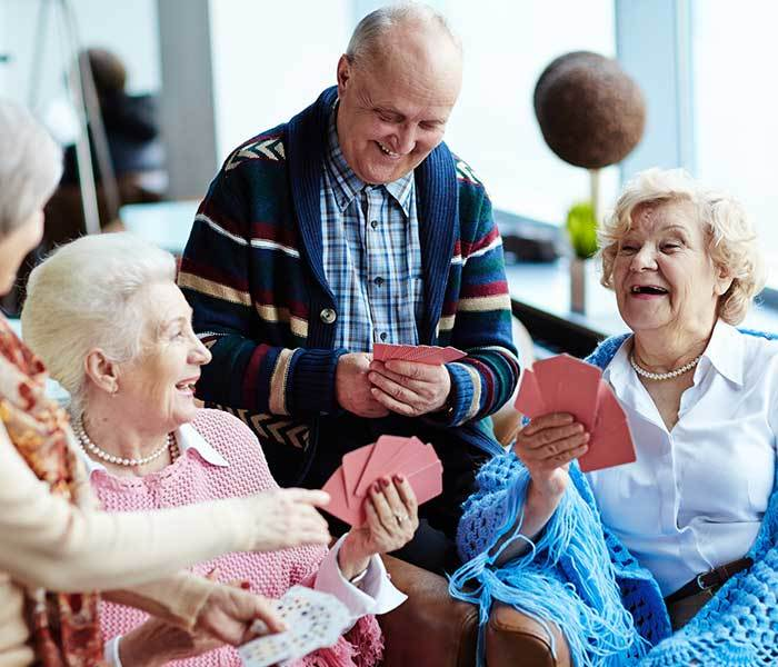 RobinBrooke Senior Living is the fun place to live!