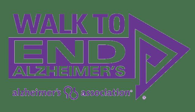 Walk to End Alzheimer's disease with RobinBrooke Senior Living
