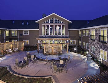 Our senior living community in McKinney, TX