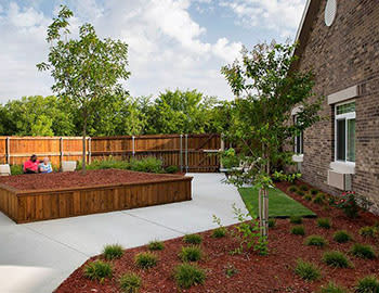 Our senior living community in Sachse, TX