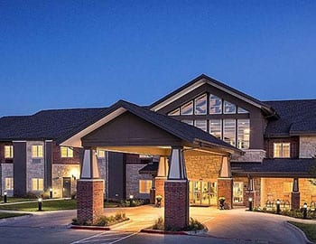 Our senior living community in Kansas City, MO