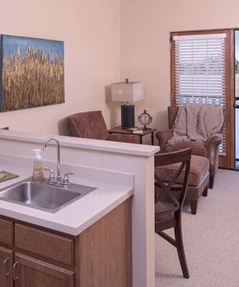 Gorgeous floor plans at The Oxford Grand Assisted Living & Memory Care