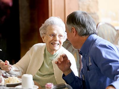 Living options for you or your loved one at The Oxford Grand Assisted Living & Memory Care
