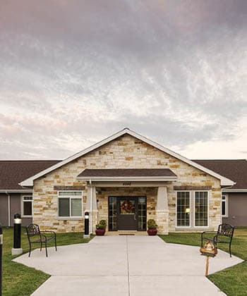 Enjoy our amenities at Oxford Glen Memory Care at Owasso